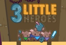 3 Little Heroes