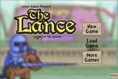 The Lance – Medieval Knight Lance