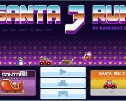 Santa 3 run