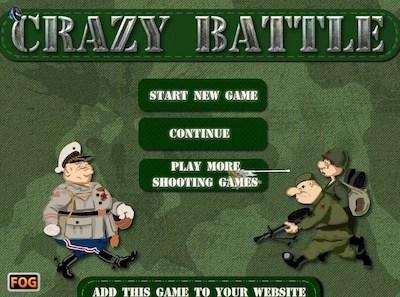 crazy battle