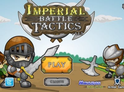 Imperial Battle Tactics