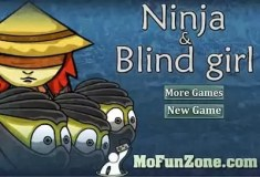 Ninja and Blind Girl