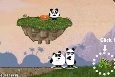 3 Pandas: 2 Night