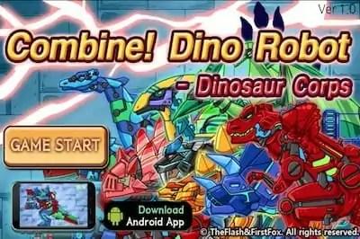 Dino Robot – Dino Corps