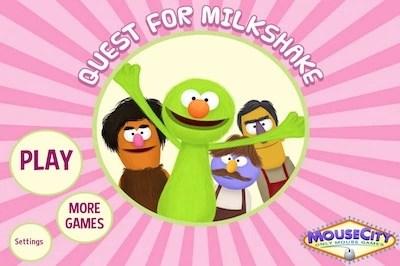 Quest for Milkshake