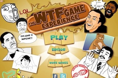 The WTF Game Experience