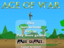Age of War 1, 2, and 3