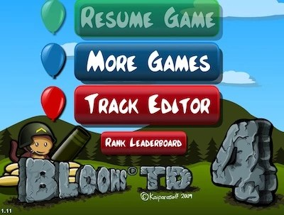 bloons tower defense 3 hacked unblocked games