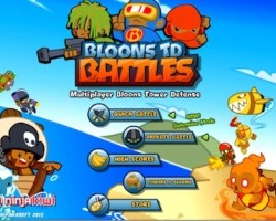BTD Battles Unblocked