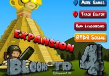 Bloons Tower Defense 4 Expansion Version