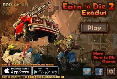 Earn to Die 2: Exodus Hacked (Cheats) - Playoso …