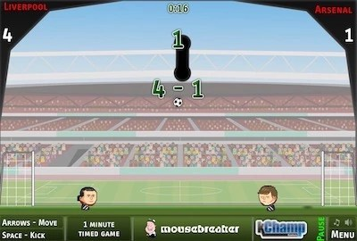 Sports Heads Football Championship Techgrapple Games