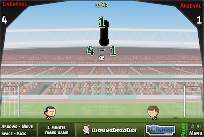 Download Head Soccer for PC/Head Soccer on PC - Andy ...