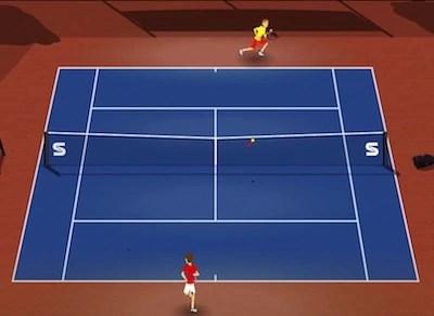 Stick Tennis Techgrapple Games