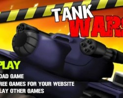 Tank Wars Unblocked