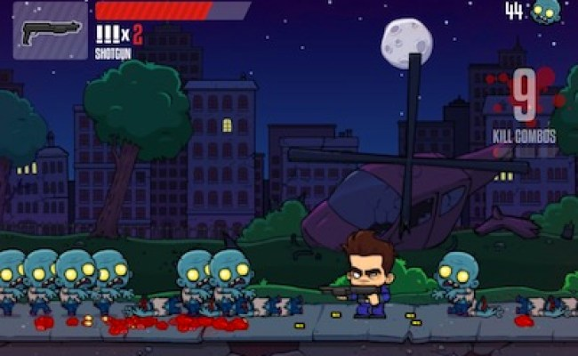 Zombocalypse 2 Unblocked Techgrapple Games