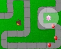 bloons Tower Defense 1 Unblocked