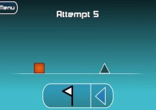 Geometry Dash (AKA The Impossible Game)