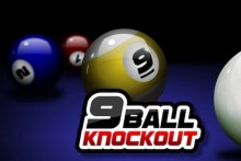 9 Ball Knock Out Pool