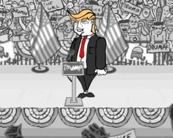 whack trump