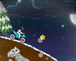 winter bike adventure