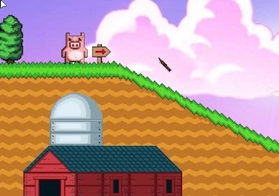 Mr Pig's Great Escape