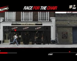 race for chair
