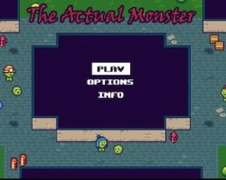 actual monster