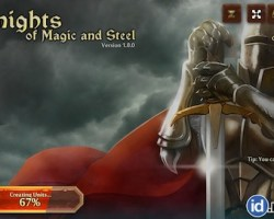magic and steel knight