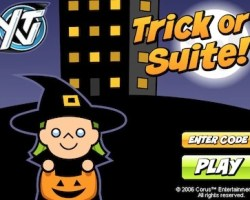 trick or suite