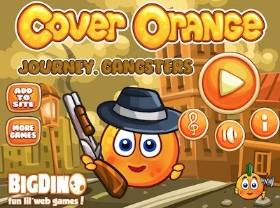 Cover Orange: Journey Gangster