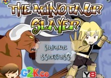 The Minotaur Slayer