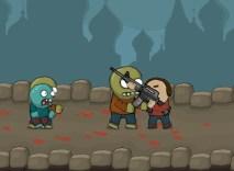 Nerd vs Zombies: Just Survive