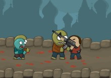 Nerd vs Zombies: Just Survive