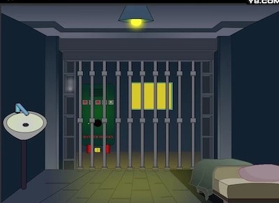 Prison Room Escape