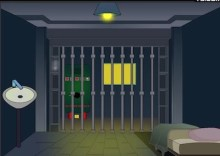 Prison Room Escape