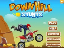 Down Hill Stunts