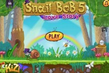 Snail Bob 5 (HTML 5 Version)