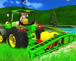 Indian Tracktor Farm Simulator