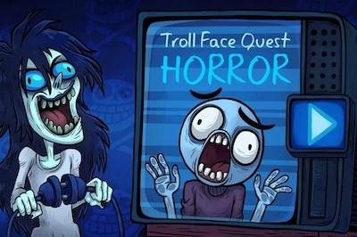Trollface Quest Horror (HTML 5 Version)