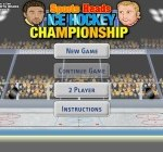 Sports Head Ice Hockey Unblocked