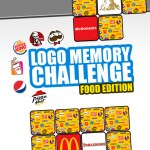 Logo Memory Food Edition