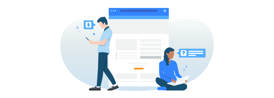 Add and Price Landing Page Services