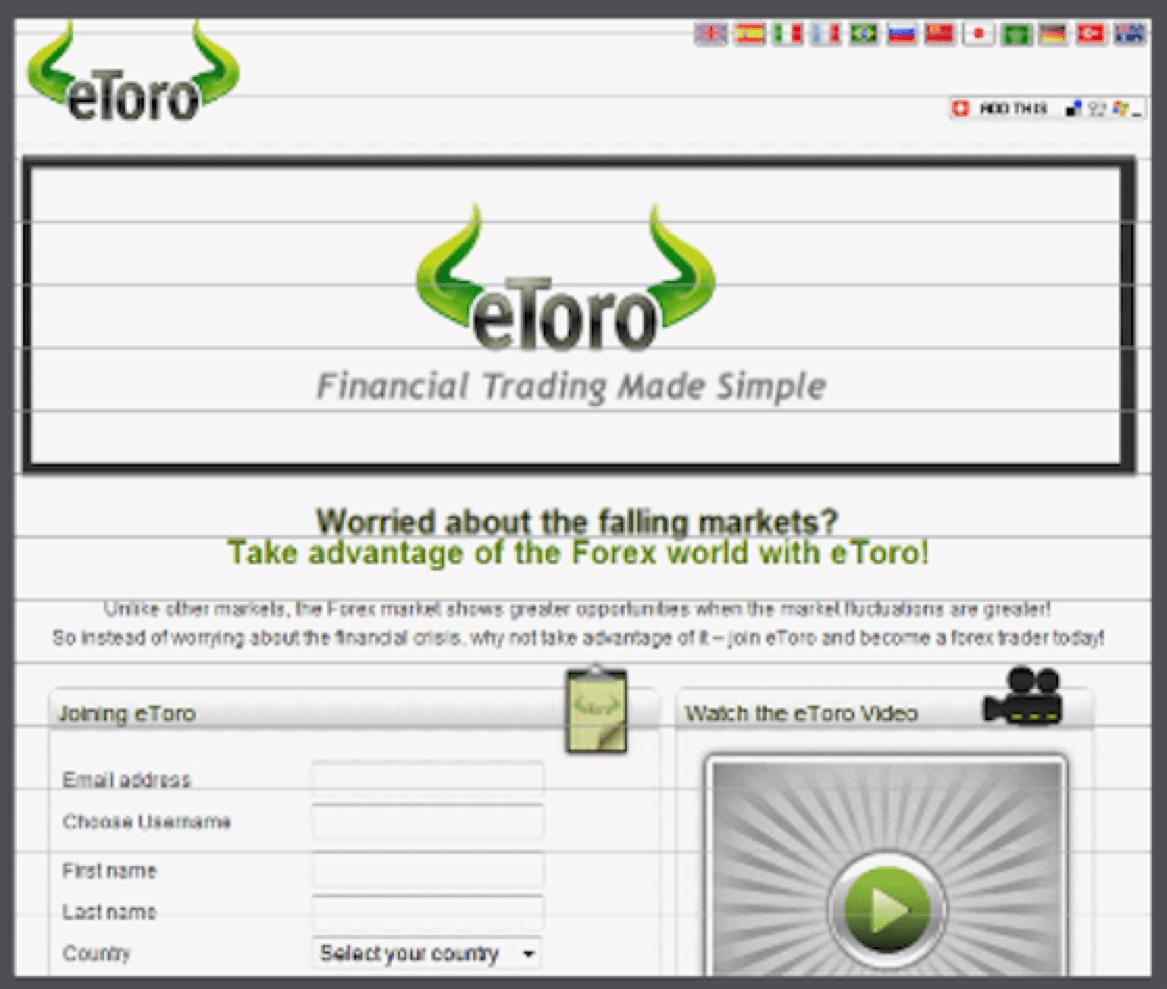 Etoro example