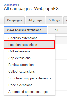 location-extensions