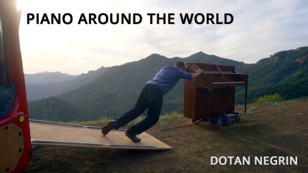 Piano Around The World - Dotan Negrin