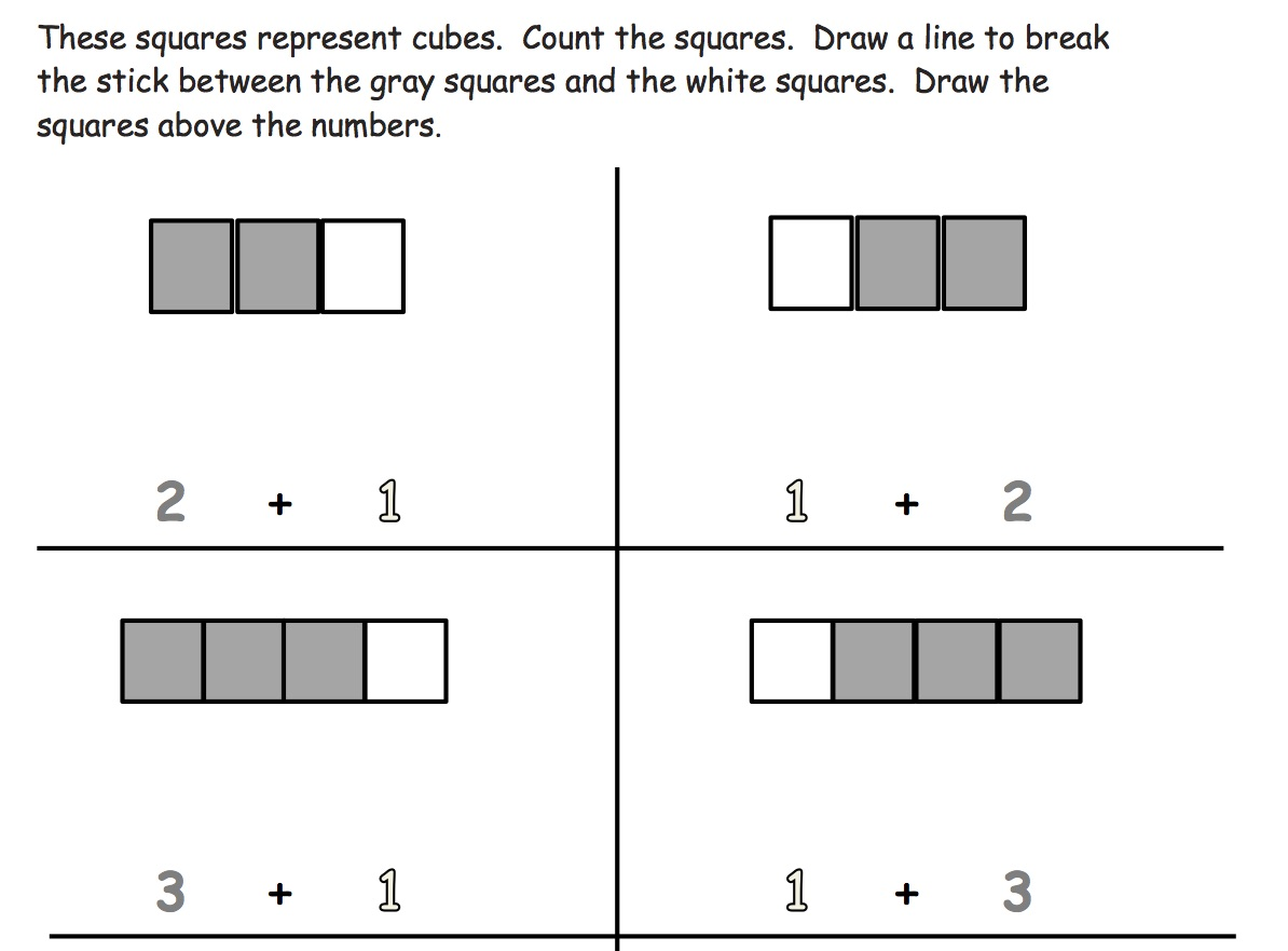 Common Core Math For Kindergarten Counting To 100 Not