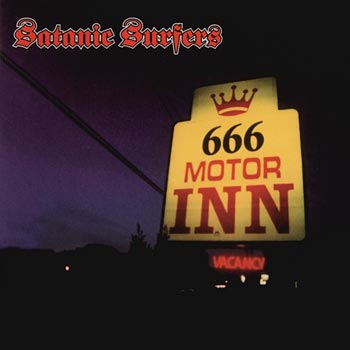 666 Motor Inn Album Cover