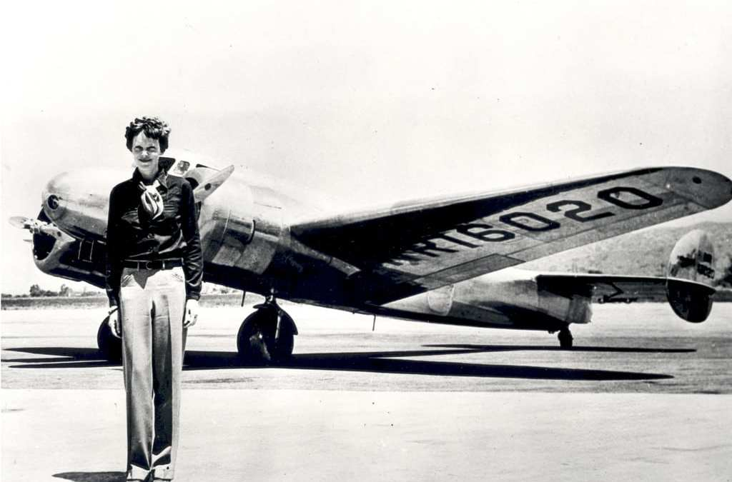 New Amelia Earhart Theory: Photographic Evidence?