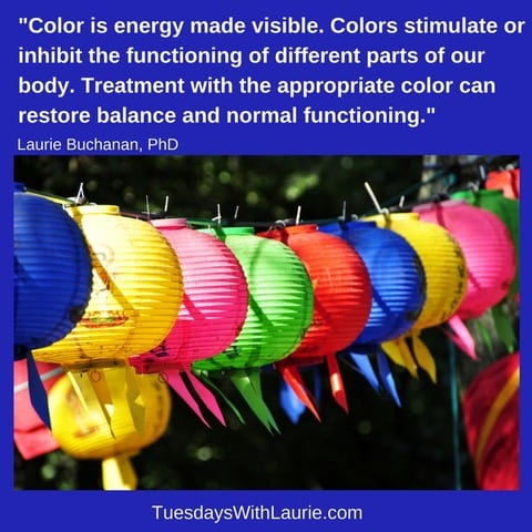 The Color of Wellness